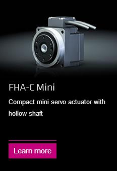 serwonapęd fha-c mini