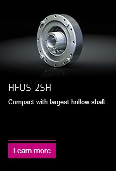 przekładnia falowa hfus 2sh