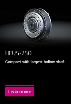 przekładnia falowa hfus 2so