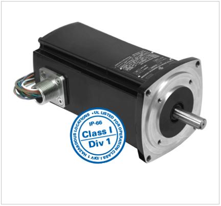 Silnik bezszczotkowy prądu stałego 34B/FV Series INTEGRA motor BLDC