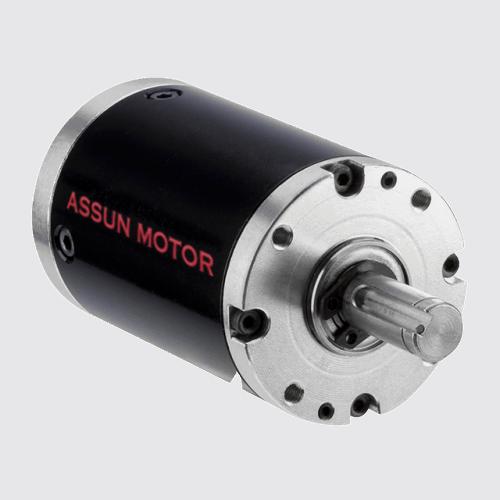 Przekładnia planetarna Assun Motor bezrdzeniowa
